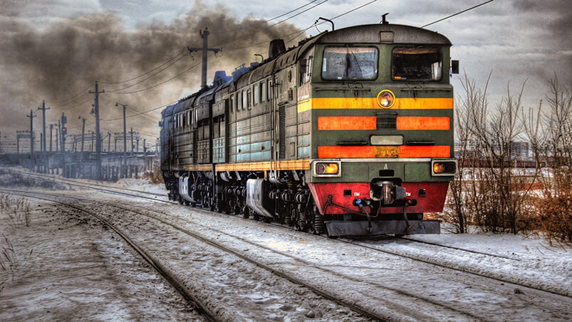 Locomotive Chromebook Wallpaper ...