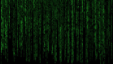 Matrix Decoded Google Background