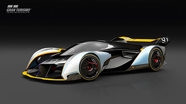 Mclaren Ultimate Vision GT Google Background
