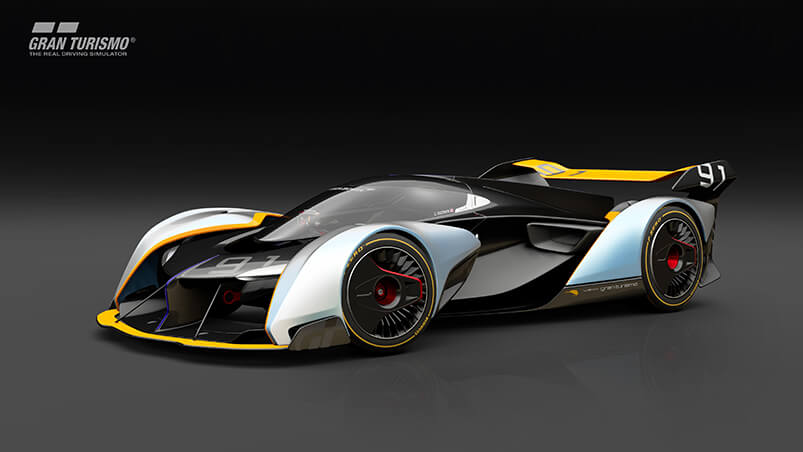Mclaren Ultimate Vision GT Google Background ...