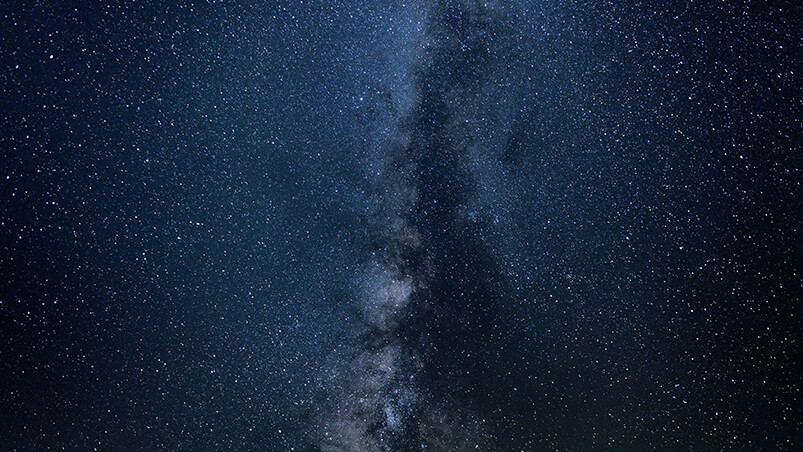 Milky Way Blue Google Background ...