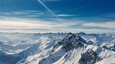 Mountain Peaks Google Background