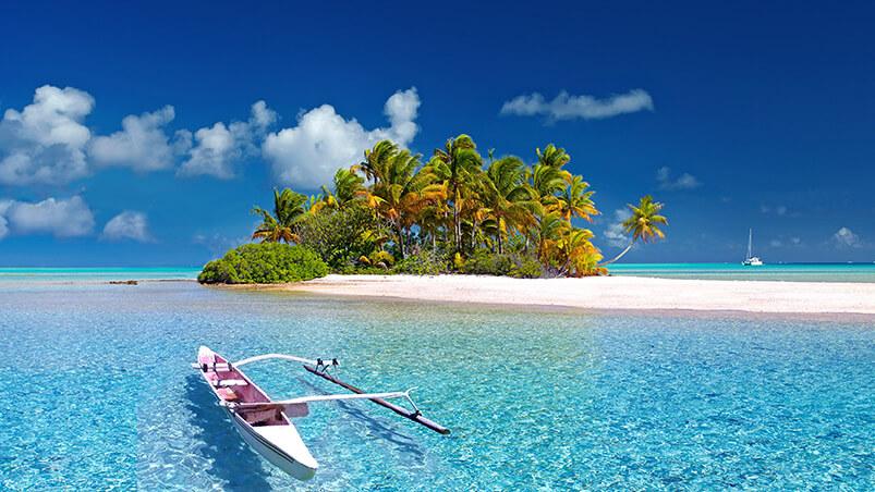 Polynesia 4K Google Background ...