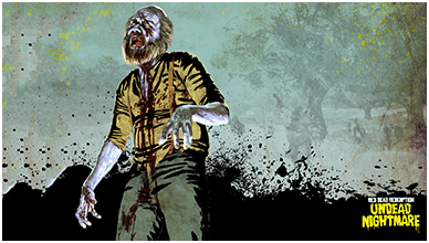 RDR Zombie Uncle Chromebook Wallpaper