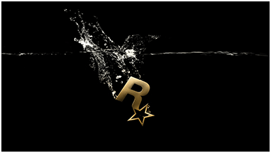 Rockstar Underwater ChromeBook Wallpaper