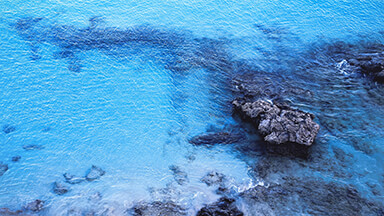 Sea Blue Google Background