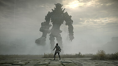 Shadow Of The Colossus Google Background