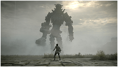 Shadow Of The Colossus ChromeBook Wallpaper