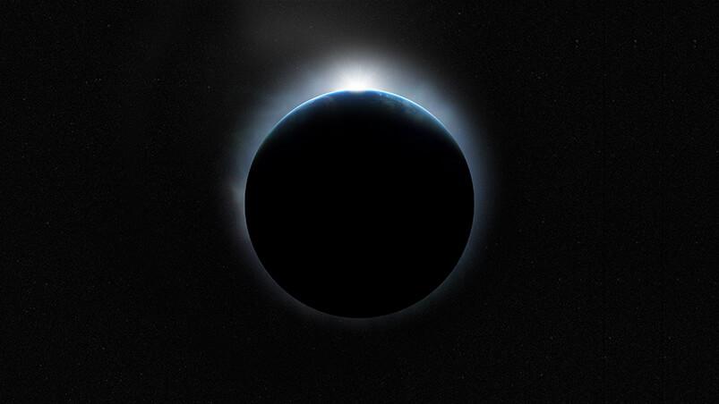 Solar Eclipse Google Background ...