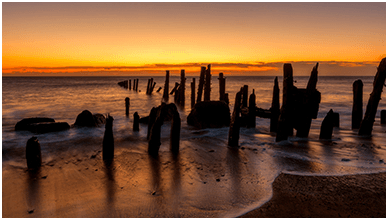 Spurn Point Chromebook Wallpaper