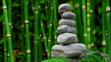 Stacking Stones Chromebook Wallpaper