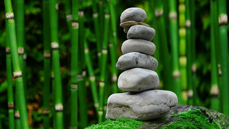 Stacking Stones Chromebook Wallpaper ...