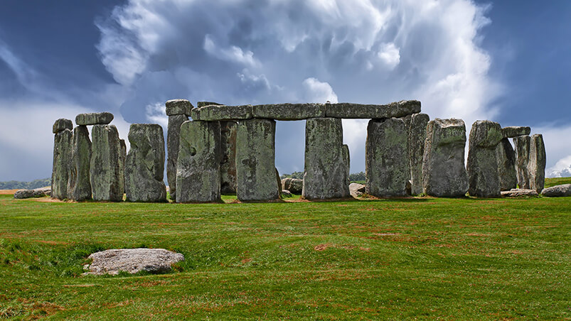 Stonehenge Google Background ...