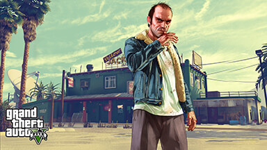 Trevor Philips Google Background