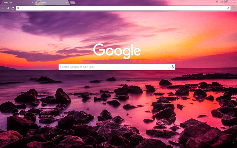 Turkey Chrome Theme
