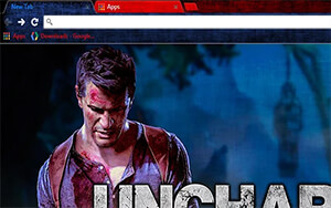 Uncharted 4 Chrome Theme