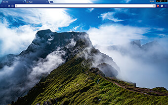 Archipelago Google Chrome Theme