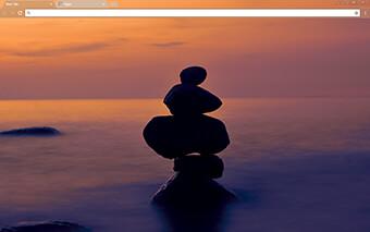 Balance Google Chrome Theme