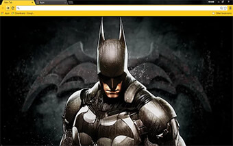 Batman Arkham Knight Google Chrome Theme