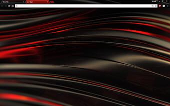 Chromatic Red Google Chrome Theme