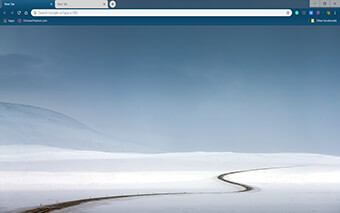Continental Winter Google Chrome Theme