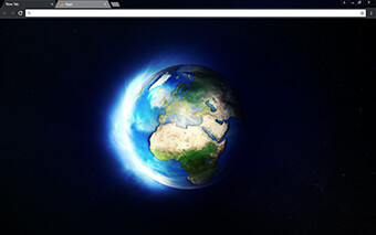 Earth 7 0 Google Chrome Theme
