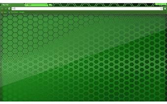 Green Colmeia Google Chrome Theme