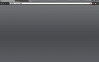 Metal Mesh Google Chrome Theme