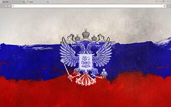 Mother Russia Google Chrome Theme