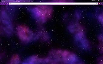 Nebula Google Chrome Theme