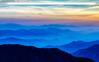 Nepal Google Chrome Theme