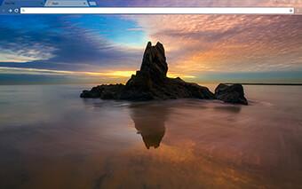 Newport Beach Google Chrome Theme