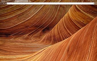 Sandstone Ridge Google Chrome Theme