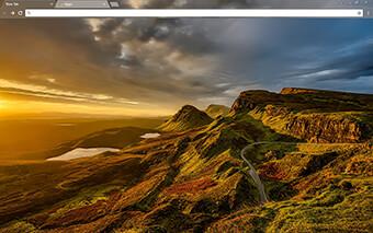 Scotland Google Chrome Theme