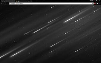 Starfall Google Chrome Theme