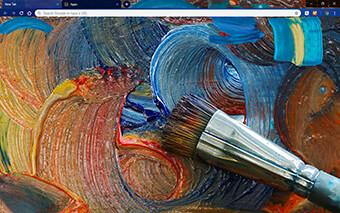 Vincent Google Chrome Theme