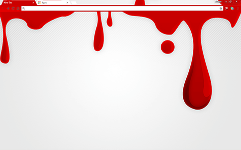 Dexter's Desktop Google Chrome Theme