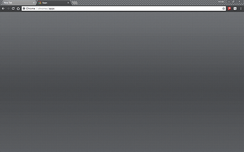 Metal Mesh Google Chrome Theme