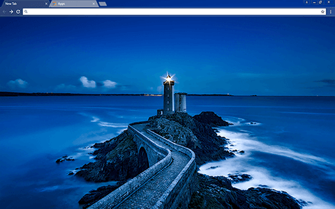 Plouzane Google Chrome Theme