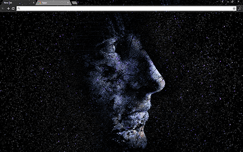 Prometheus Google Chrome Theme