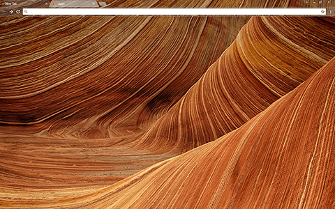 Sandstone Ridge Google Chrome Theme