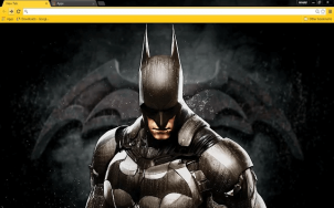 Batman Arkham Knight Google Chrome Theme