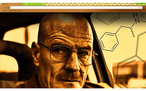 Breaking Bad HD Google Chrome Theme