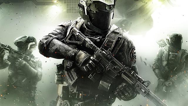Call of Duty: Infinite Warfare - 4K Wallpaper