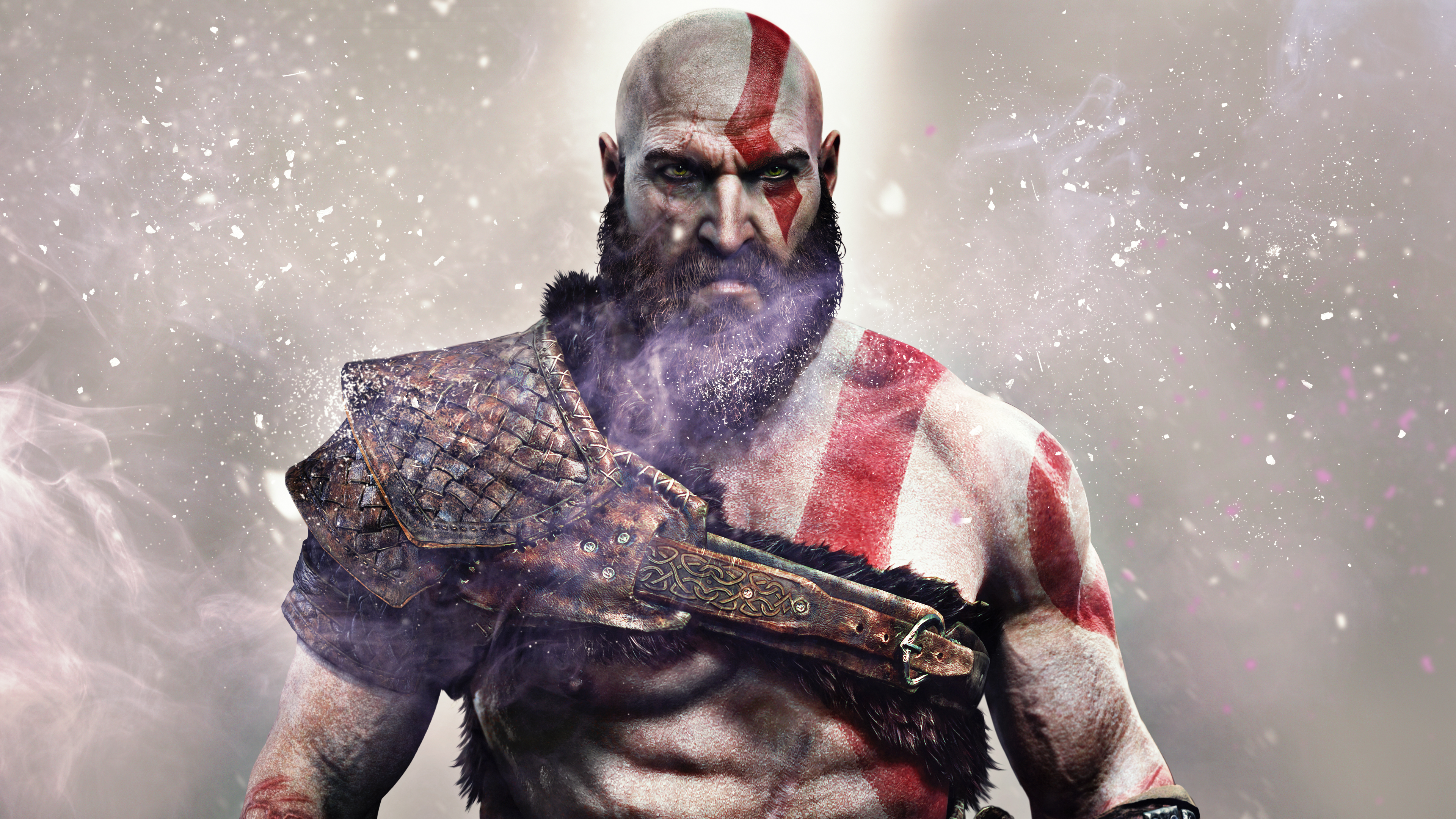 Free God Of War Chromebook Wallpaper Ready For Download