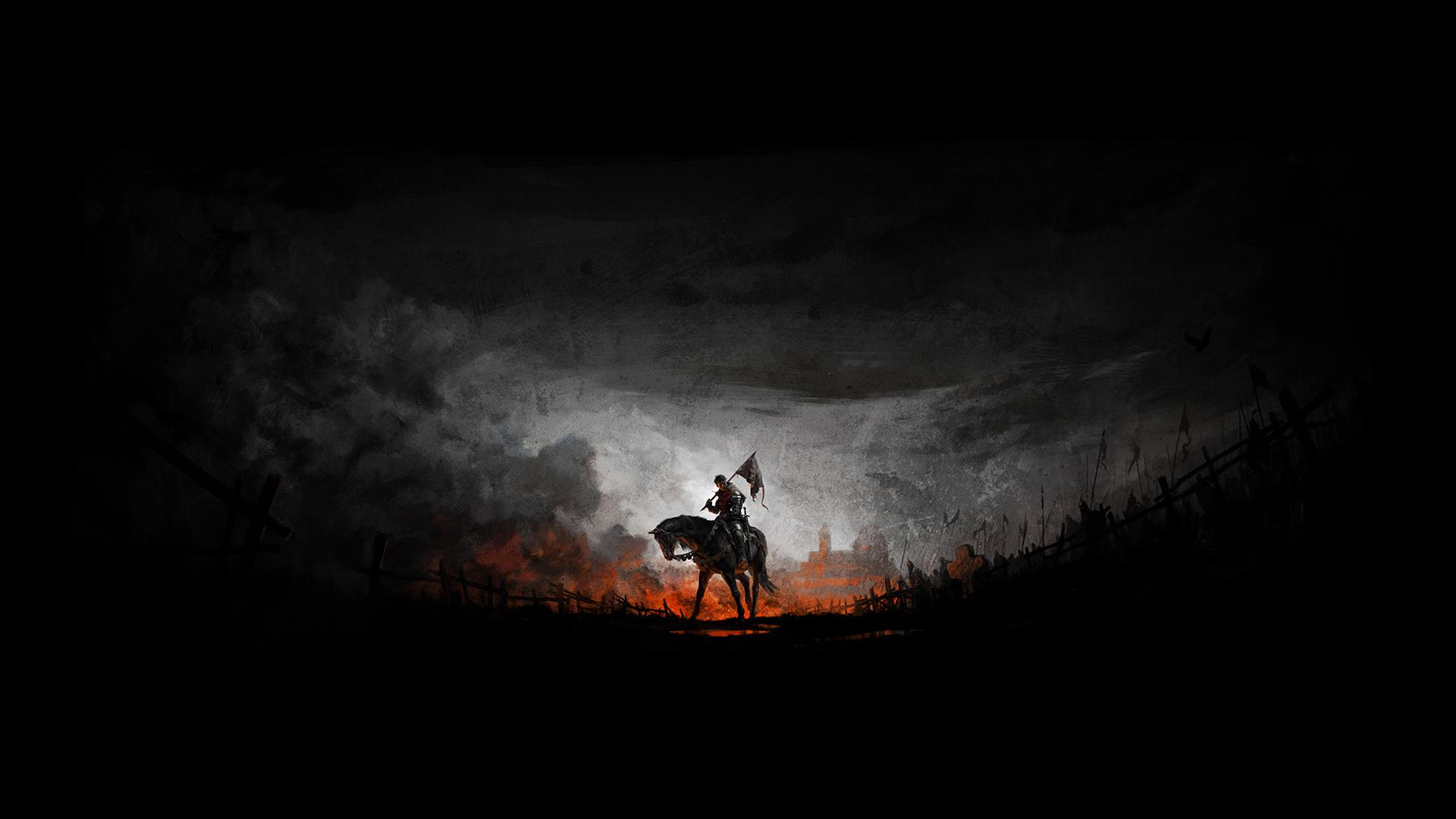 Kingdom Come Deliverance Chromebook Wallpaper