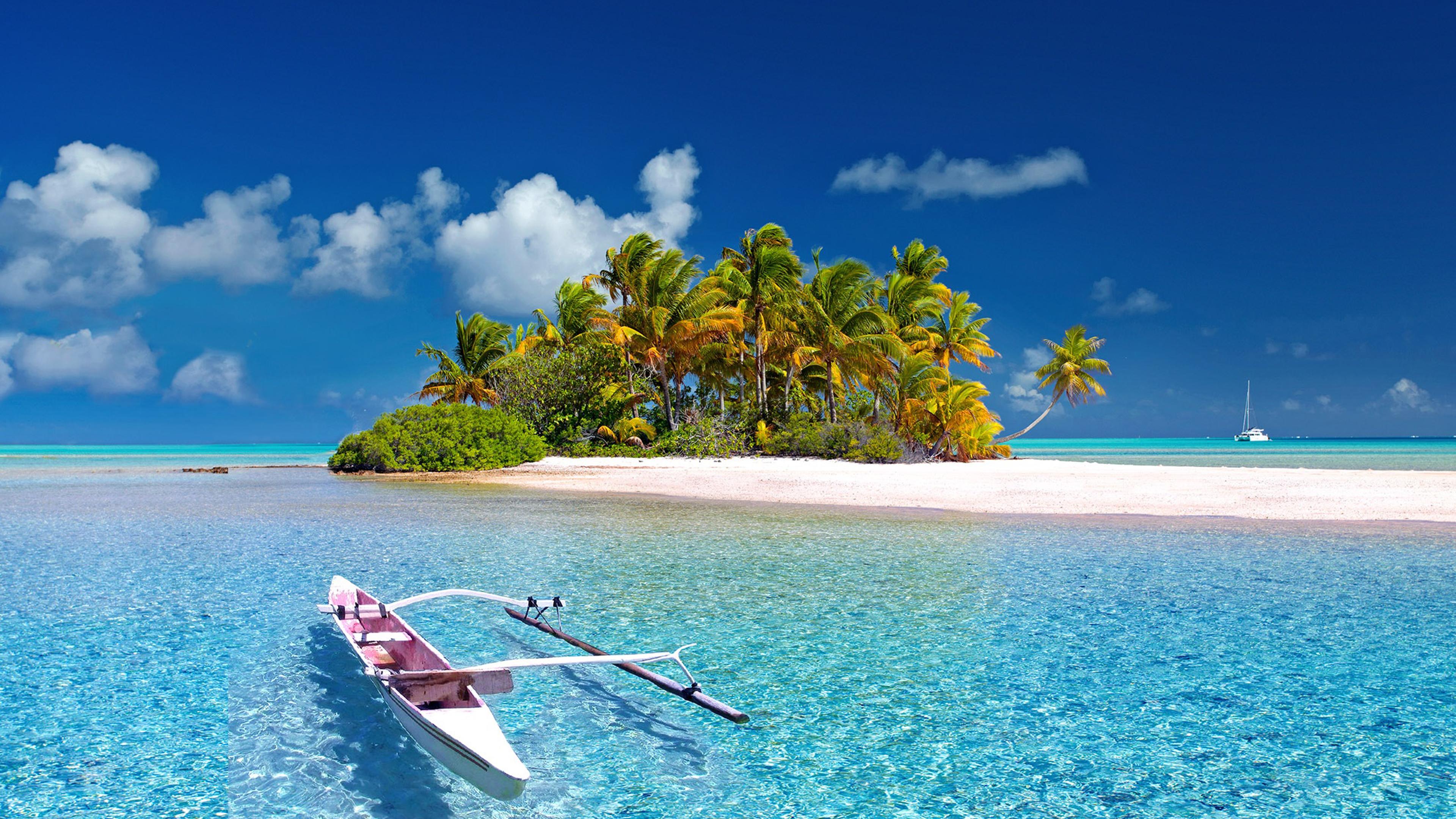 Polynesia 4K Chromebook Wallpaper