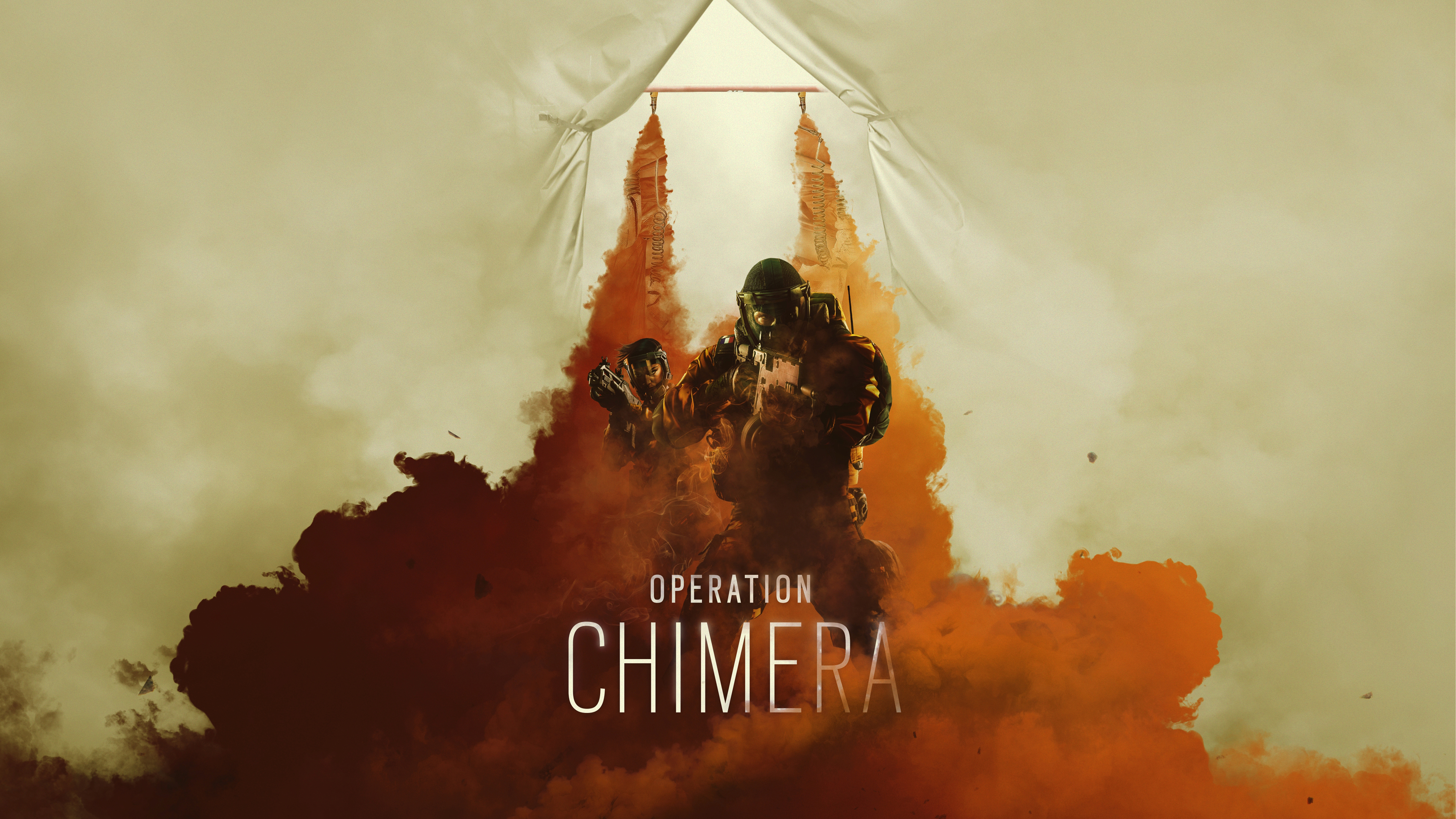 rainbow six siege operation chimera chromebook wallpaper