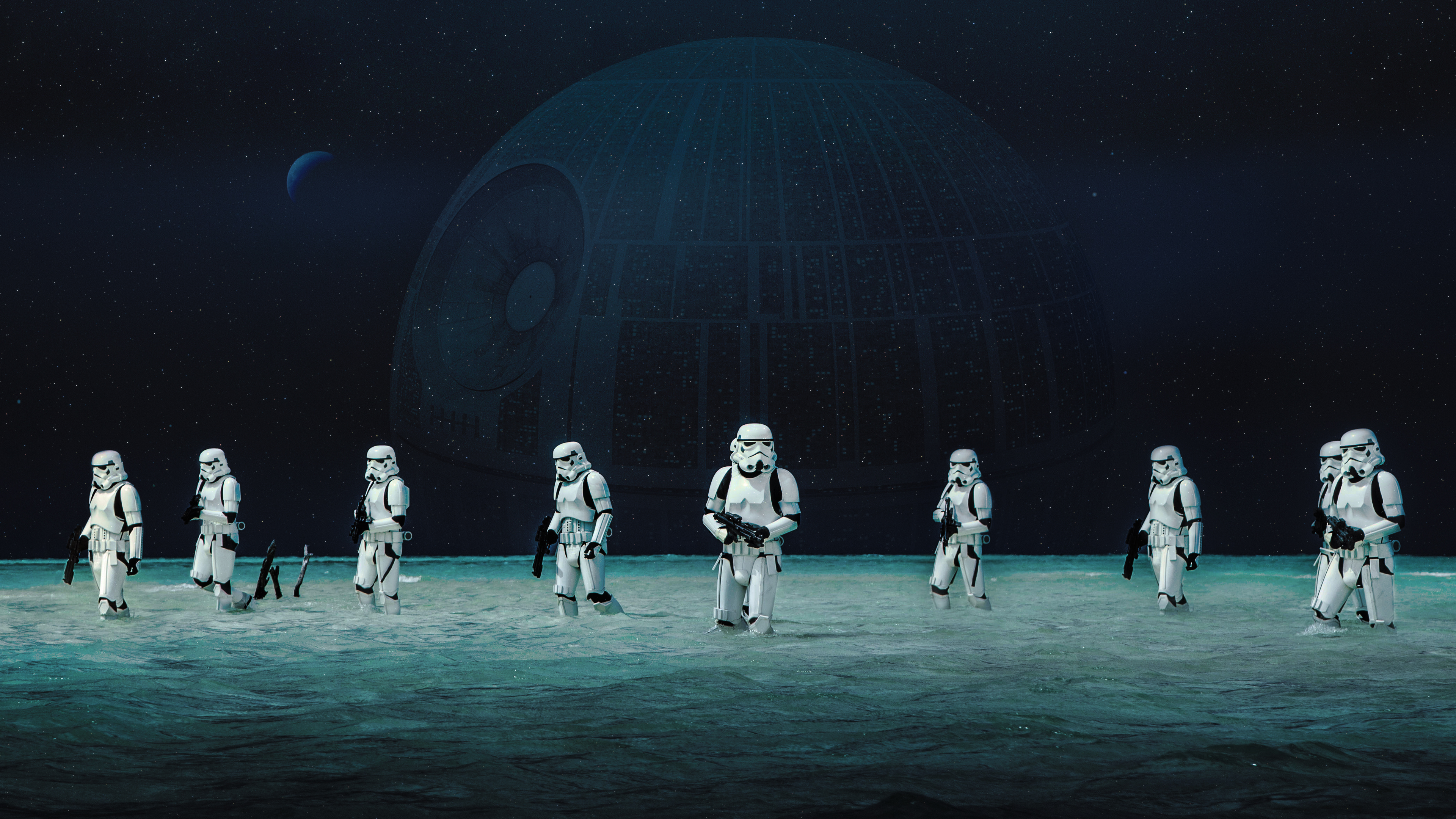 Star Wars Rogue One Chromebook Wallpaper